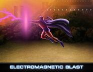 Magneto Level 1 Ability