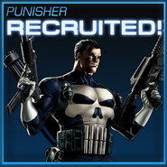 Punisher Recruited