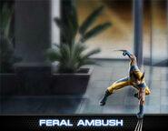 Wolverine Level 9 Ability