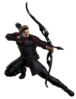 Avengers Age of Ultron Hawkeye Portrait Art