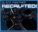 Black Panther Recruited Old