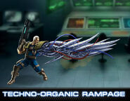 Cable Level 6 (T-O Overdrive) Ability