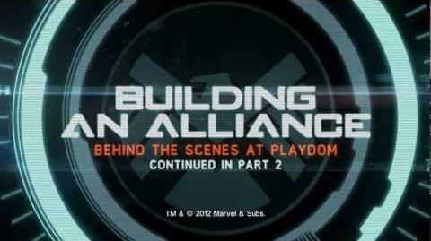 Marvel Avengers Alliance - Behind the Scenes Video 1