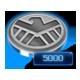 Playdom MAA Silver 5000