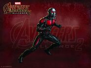 Cinematic Ant-Man Portrait Art