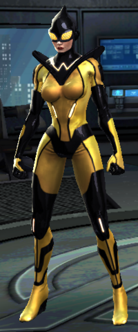 Marvel Now! Wasp Model