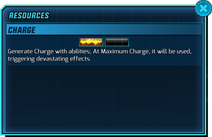 Resources - Charge