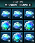 Scouting Mission Reward - All Classes