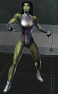 Modern She hulk In Game