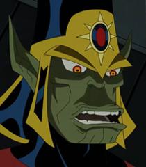 Skrull Commander