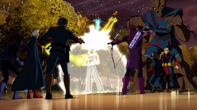 File:The Avengers and the guardians against Krovac.png