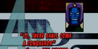 Lo, There Shall Come a Conqueror