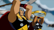 Thor and Beta Ray Bill