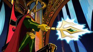 Loki spear