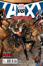 Avengers vs X-Men Consequences Vol 1 1 Regular cover