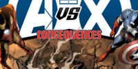 Avengers vs. X-Men: Consequences Vol 1 1