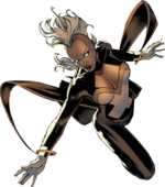 Ororo Munroe from Uncanny X-Force Vol 2 1