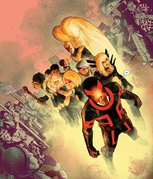 X-Men (Extinction Team) 2
