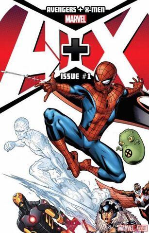 File:Avengers + X-Men Vol 1 1 Textless.jpg