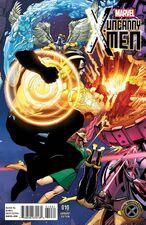 Uncanny X-Men Vol 3 10 X-Men 50th Anniversary Variant