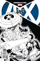 Avengers vs X-Men Vol 1 1 Variant 5
