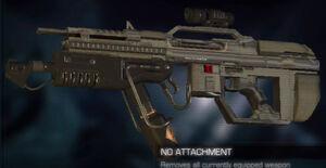 W-Y NSG 23 Assault Rifle