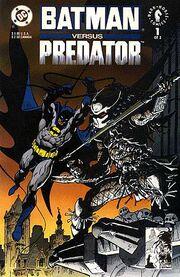 Batman versus Predator Vol 1 1A