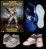 Reebok Alien fighter shoe Aliens 2