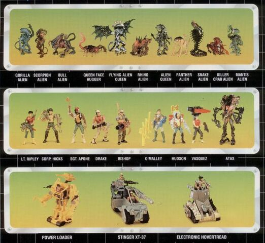 File:Kenner line of toys.jpg