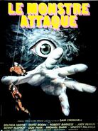 Alien 2 French poster