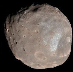 Phobos colour 2008