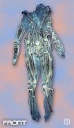 Toop Alien Suit Front