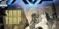 Alien vs. Predator: Sand Trap