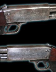 Hicks' Shotgun receiver