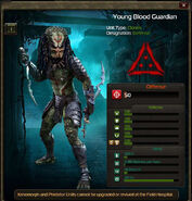 Young Blood Guardian clone 2