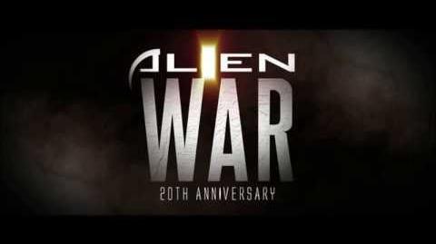 Alien War 20th Anniversary Goodye Video.