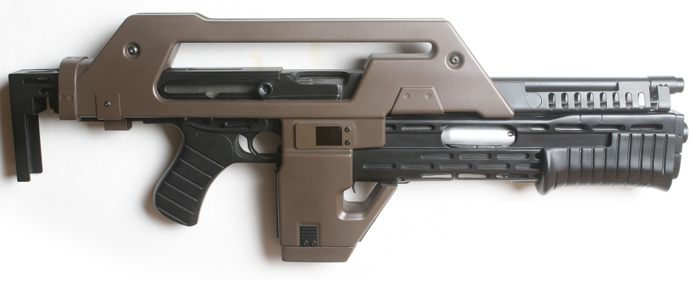 M41a Pulse Rifle Xenopedia Fandom Powered By Wikia
