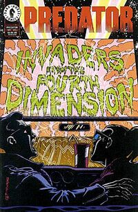 Predator Invaders from the Fourth Dimension