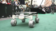 Lunar rover global premier