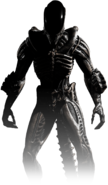Alien MKX Render