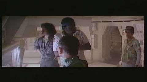 Alien deleted scene 3