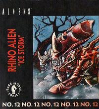 Aliens Ice Storm