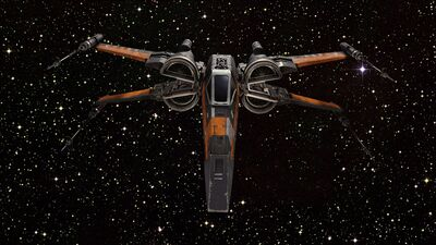 Poe s xwing
