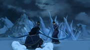 Desna and Eska fight Ming-Hua.png