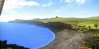 Żarząca Wyspa