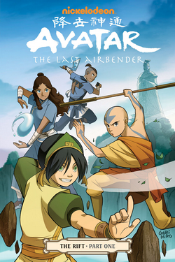 The Rift Part 1 cover
