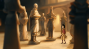 Jinora looks at a monument Aang.png