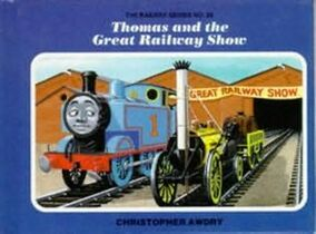 Thomas & the Great Railway Show