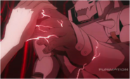 Alphonse's arm is regenerated by Father