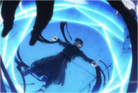 The Homunculi Force Roy Mustang to Open the Gate